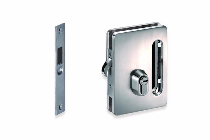 玻璃移门锁