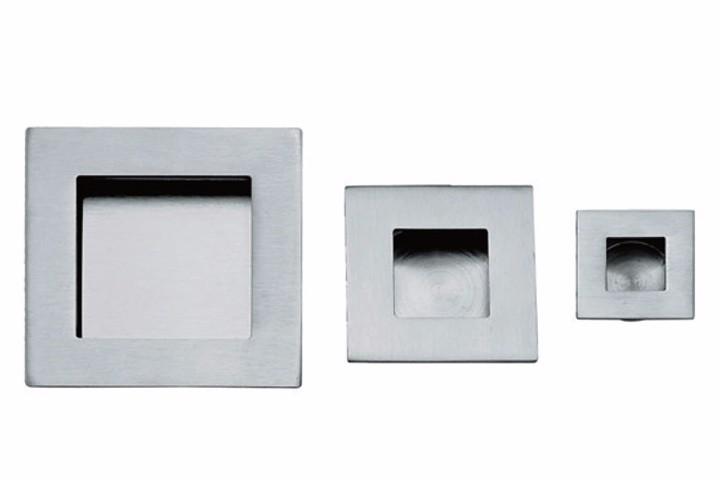 四方形暗拉手